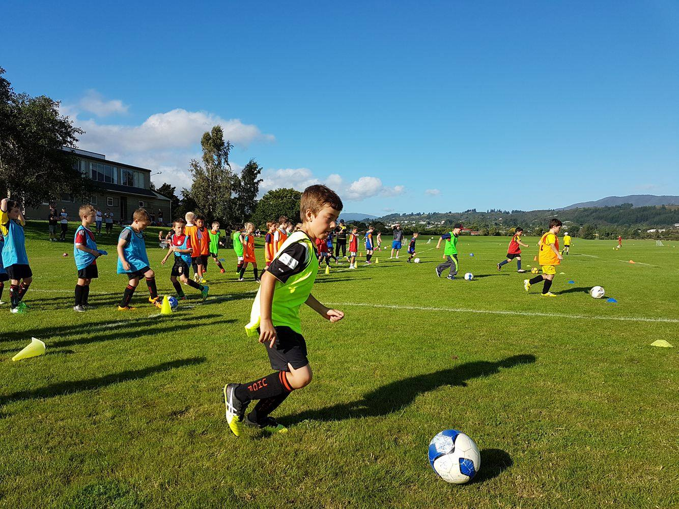 Register now for October school holiday programme