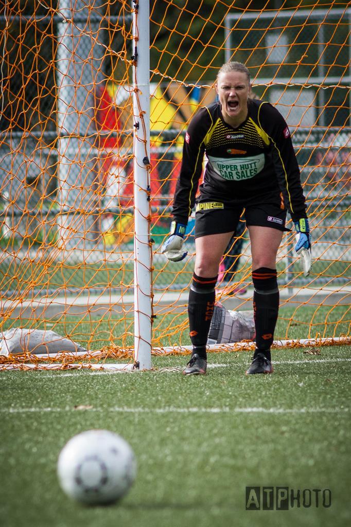 Football Ferns Call-up For UHCF's Cushla Lichtwark