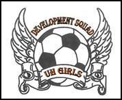 Girls Dev Squads Named for 2014