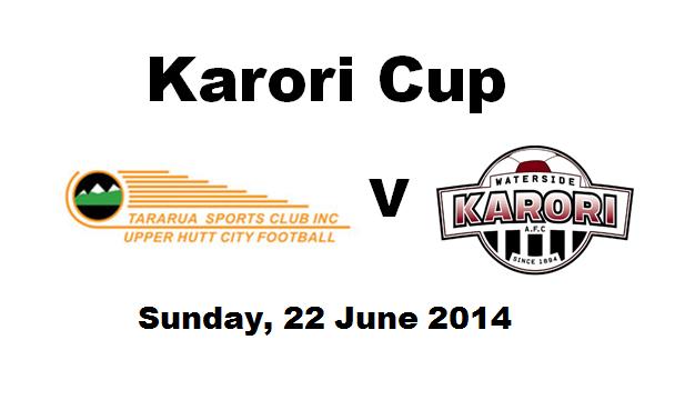 Karori Cup 2014