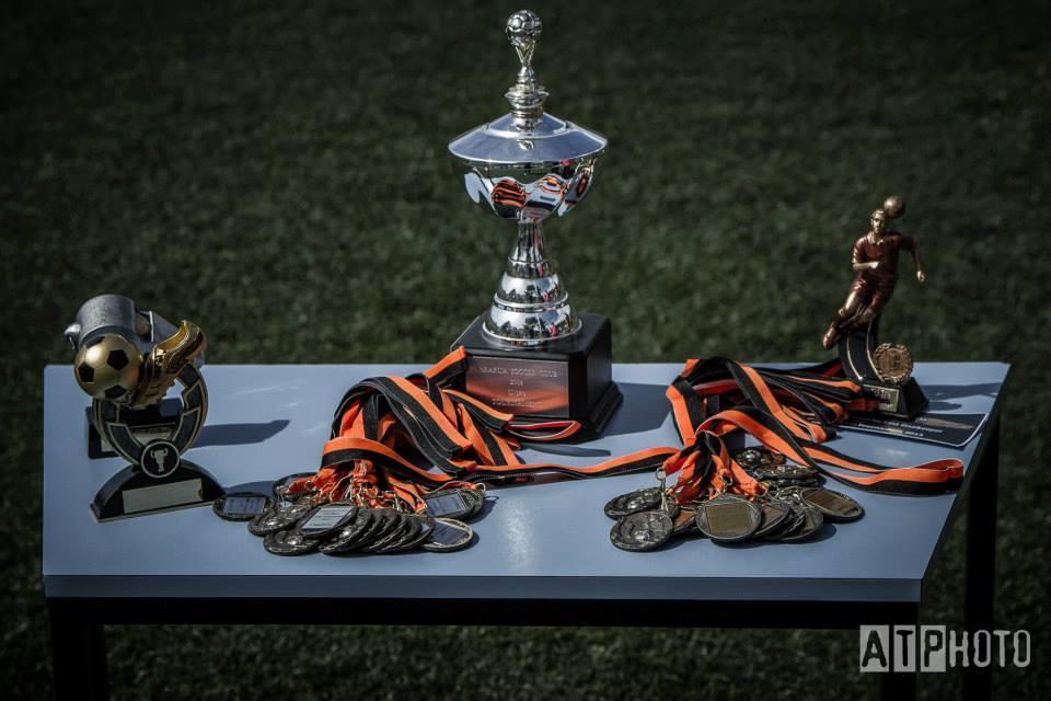 U19s tournament (2015) – Final Results