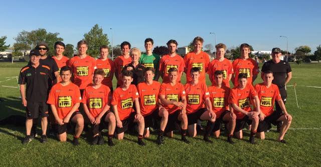 Napier U19s (2018)