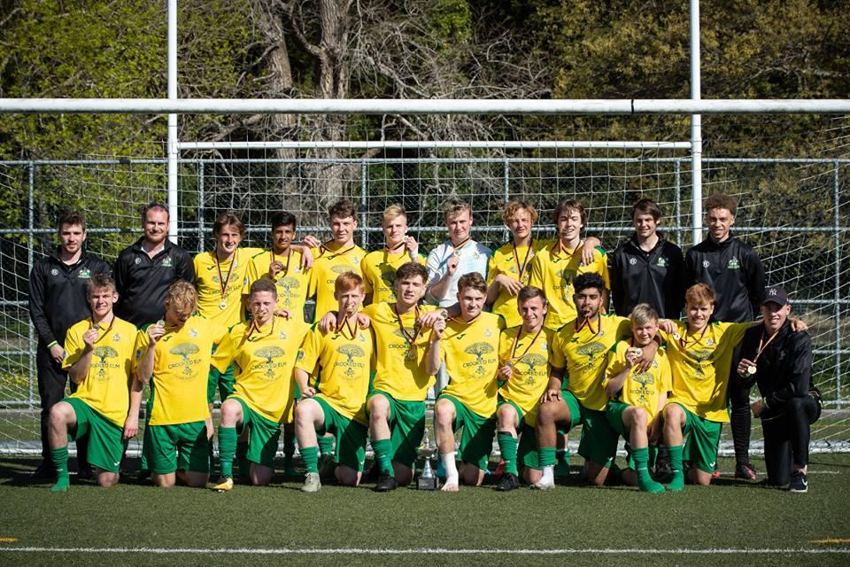 UHCF U19s – Final wrap