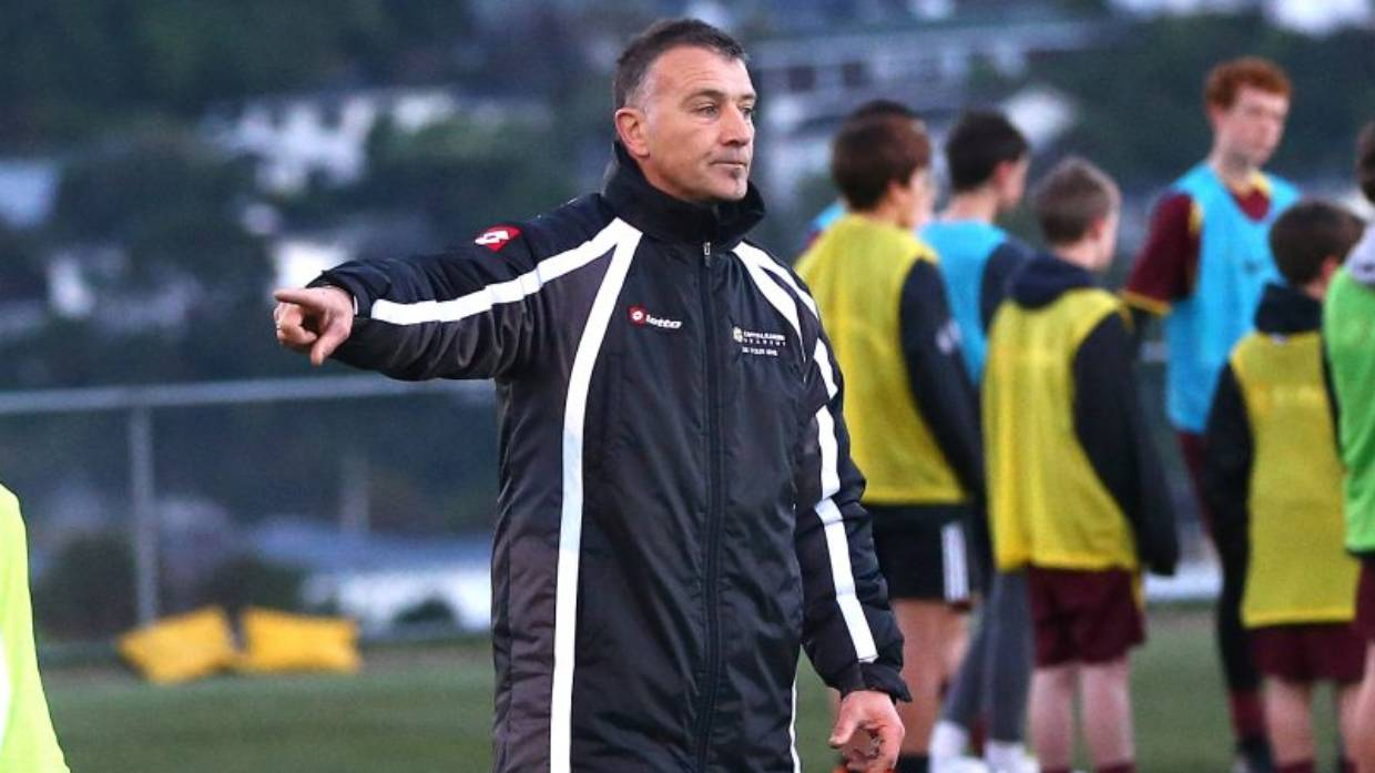 Stu Jacobs joins Upper Hutt City Football