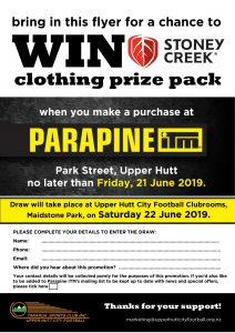 Parapine ITM Stoney Creek