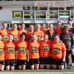 Upper Hutt women's football