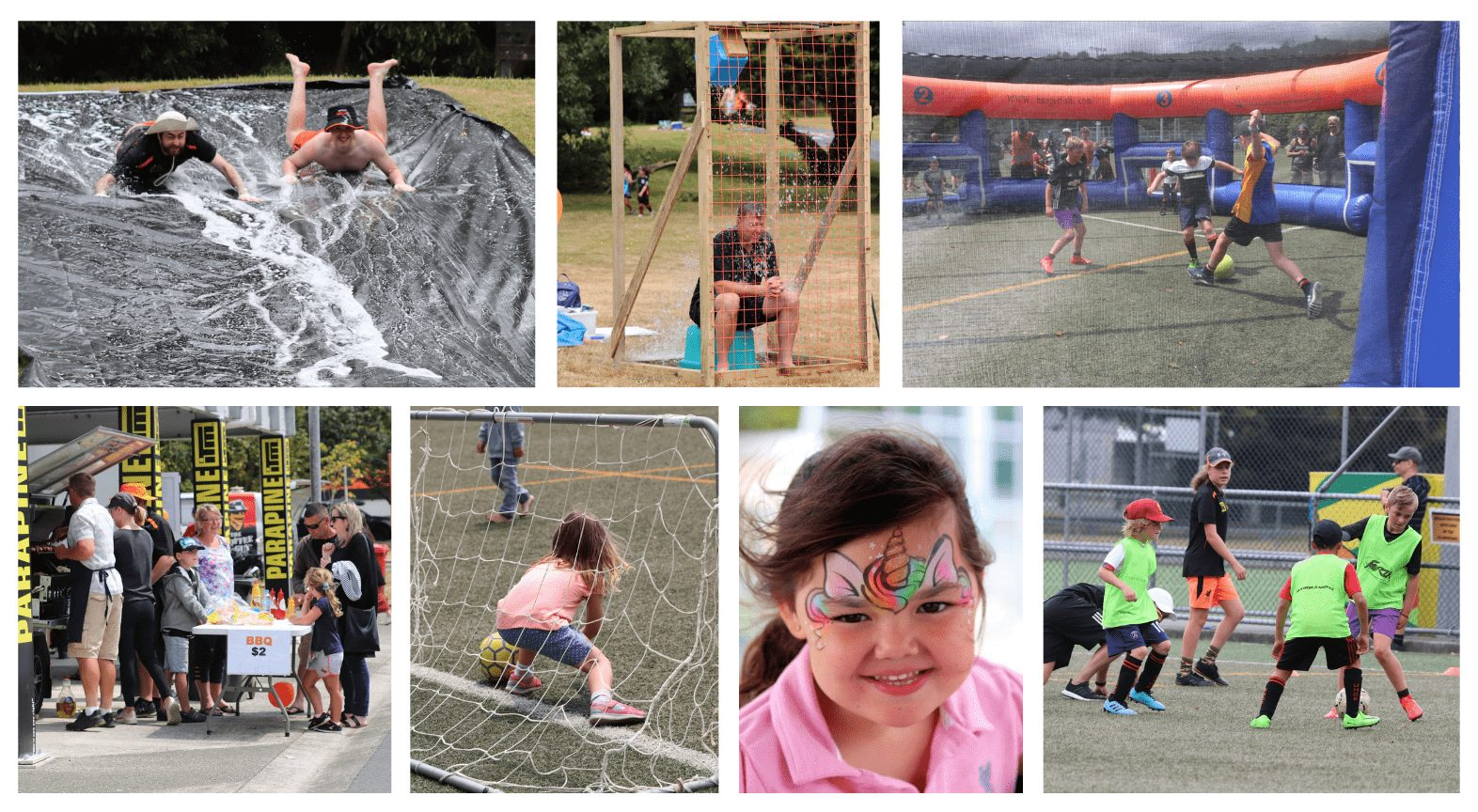 Upper Hutt City Football Fun Day – 14 February 2021