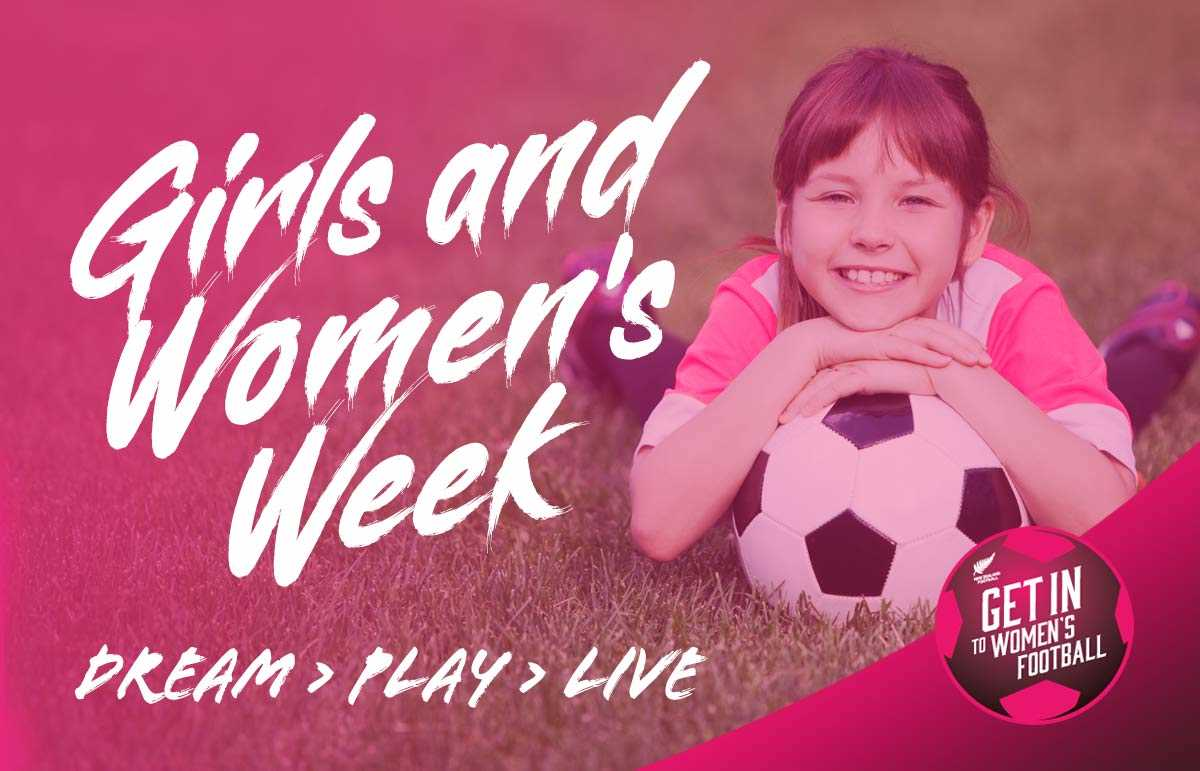 Girls – Give Football a Go! FREE event :)