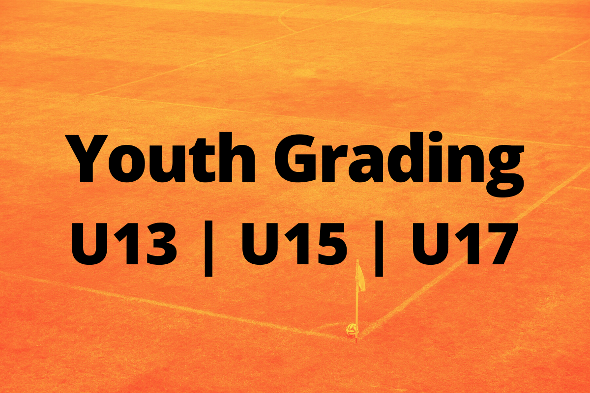 2020 grading for youth players