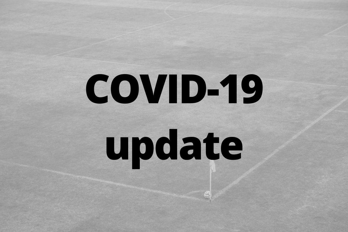 COVID-19 | Important announcement
