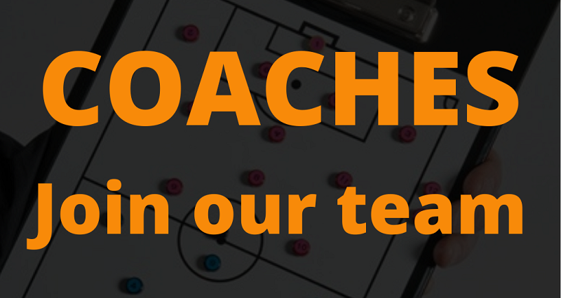 COACHES – Join our team