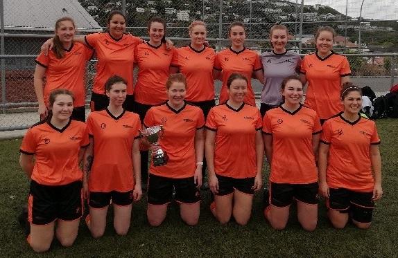 Upper Hutt City Football women's football