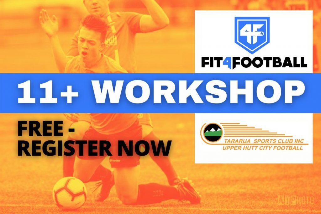 UHCF Fit4football 11+ workshop