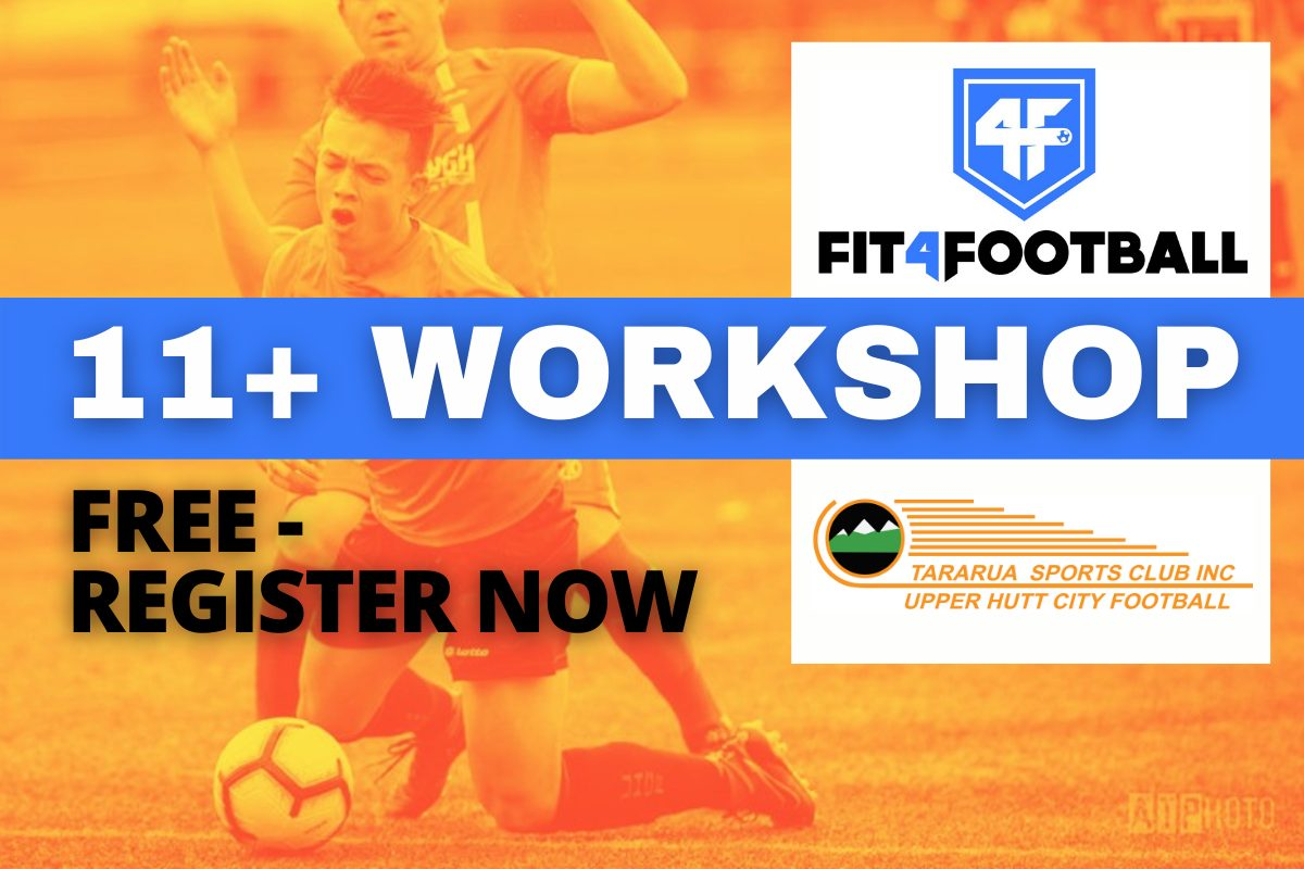 Fit4Football 11+ Workshop